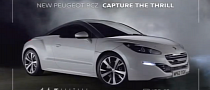 New Peugeot RCZ Commercial: Loves the Road, Loves the Camera [Video]