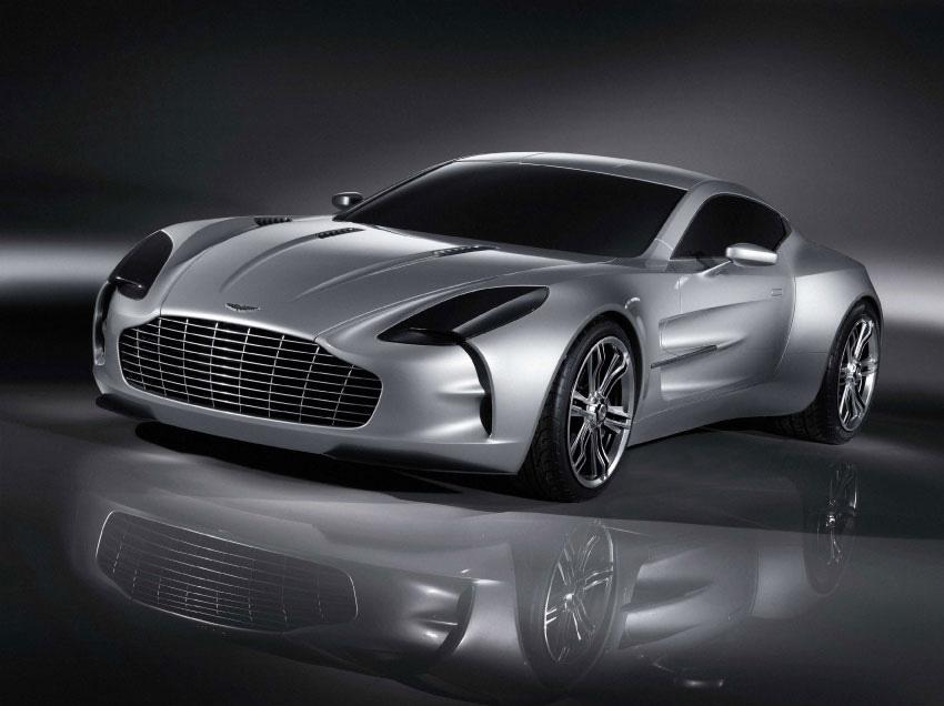 New Pictures Of SoontoBe Bond Car Autoevolution - Aston martin latest models