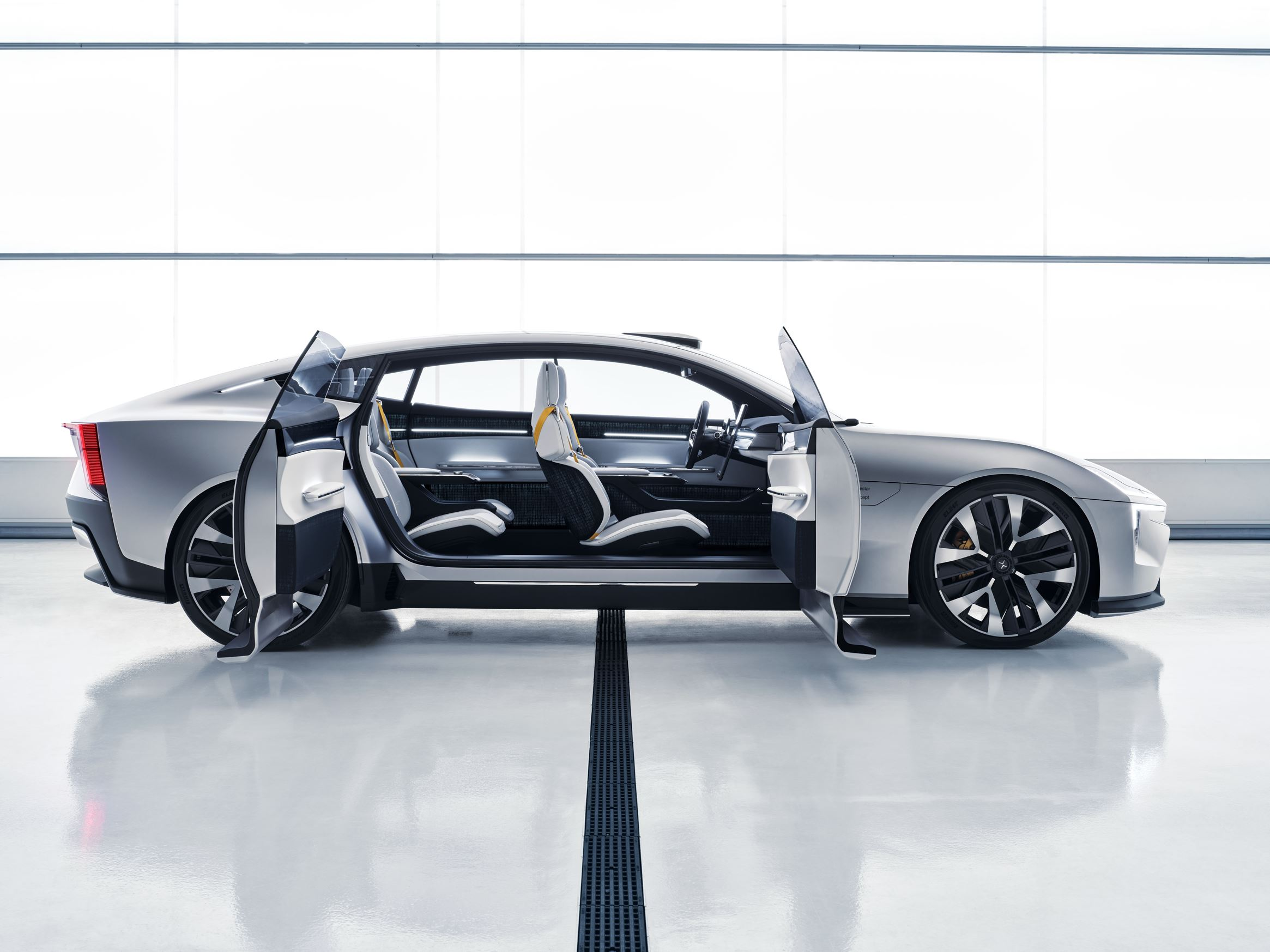 Mercedes solid-state batteries, California's grid, Polestar Precept and EV platform