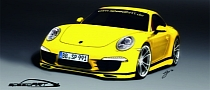 New Porsche 911 Becomes SpeedART SP91-R
