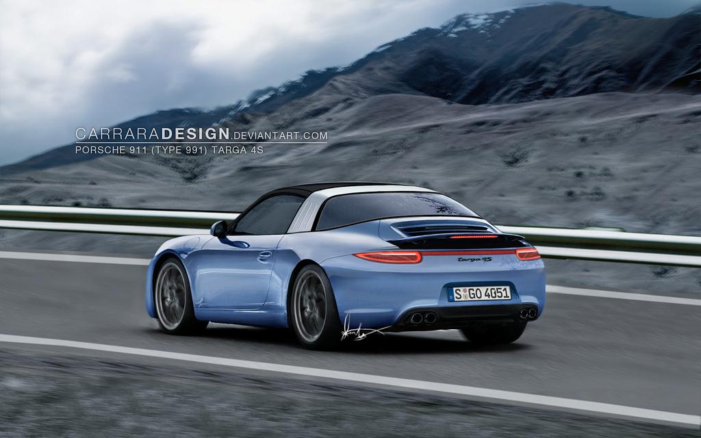 New Porsche 911 Future Models Detailed Autoevolution
