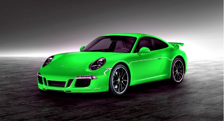 New Porsche 911 GT3 May Be Revealed in Geneva