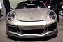 New Porsche 911 GT3 Shown at 2013 Dubai Motor Show [Video]