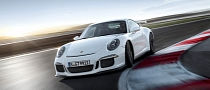 New Porsche 911 GT3 Unveiled in Geneva [Photo Gallery]