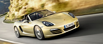 New Porsche Boxster UK Pricing Announced