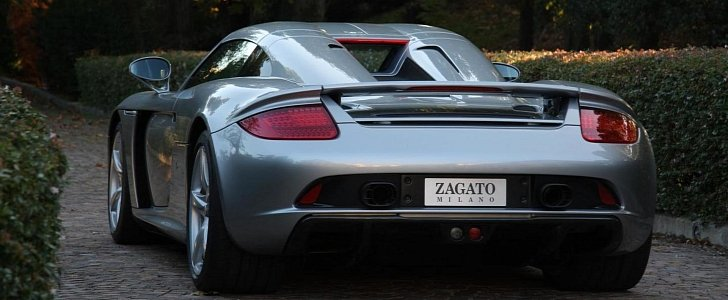 2021 Porsche Carrera GT by Zagato is a Gorgeous One-Off But Not Really