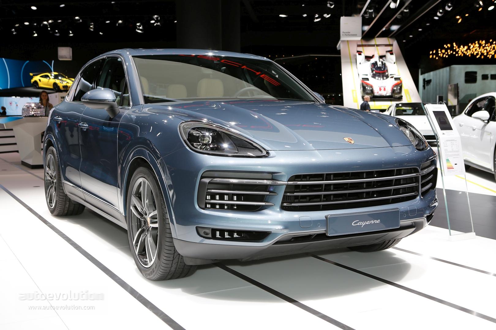 New Porsche Cayenne Might Get A V6 Diesel After All