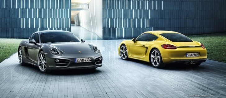 New Porsche Cayman 981 US and European Pricing Announced
