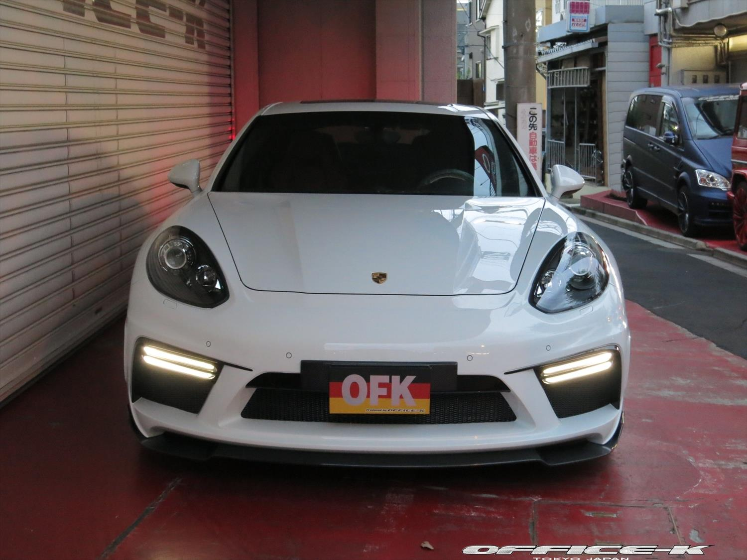 new porsche panamera gts customized by office k in japan - Porsche Panamera Gts 2014