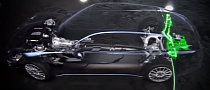New Porsche Panamera: Power of E-Motion [Video]