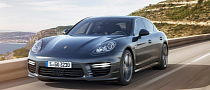 New Porsche Panamera Turbo S: UK Pricing and Availability [Video]