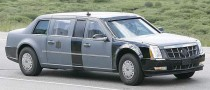 New Presidential Limo Delivered to Secret Service