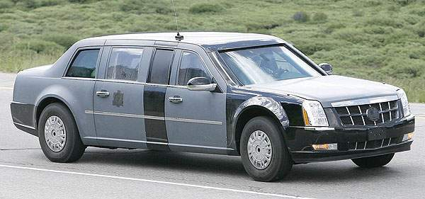 new presidential limo delivered to secret service autoevolution. Black Bedroom Furniture Sets. Home Design Ideas