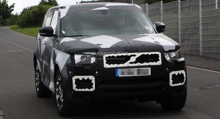 New Range Rover Sport To Have 7 Seat Option Become More
