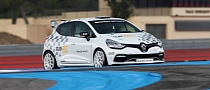 New Renault Clio IV RS Becomes Awesome Race Car