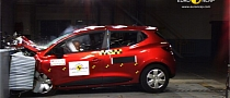New Renault Clio Named Safest Supermini by Euro NCAP