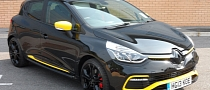 New Renault Clio RS 200 EDC Gets K-tec Exhaust [Video] [Photo Gallery]