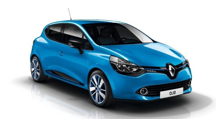 new renault clio to get 140 hp warm hatch version autoevolution. Black Bedroom Furniture Sets. Home Design Ideas