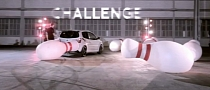 New Renault Twingo RS Goes Bowling [Video]