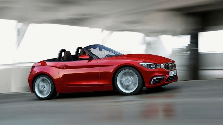 New Rendering: BMW Z2