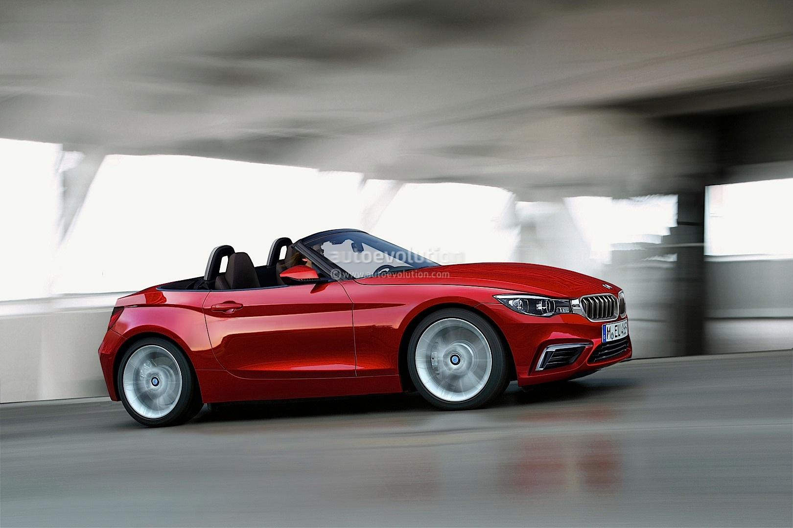 New Rendering: BMW Z2 - autoevolution