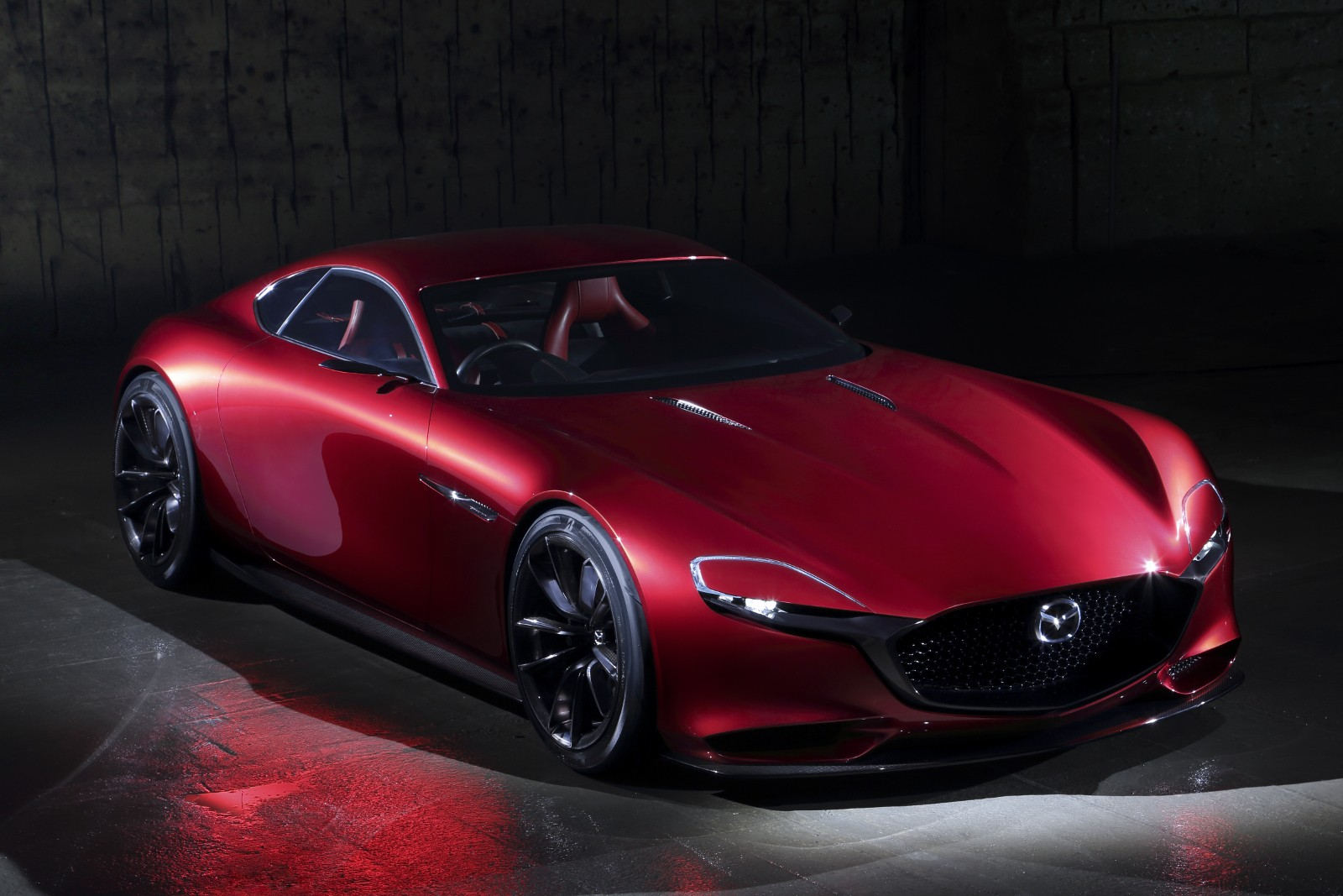 """new rotary sports car """"is a dream of everyone at mazda"""" - autoevolution"""