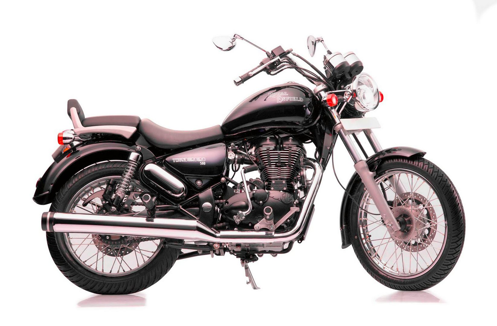royal enfield thunderbird 500cc wallpapers