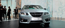 New Saab 9-5 Available in Second Quarter of 2010