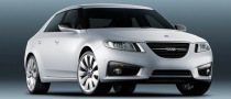New Saab 9-5 Sedan Detailed