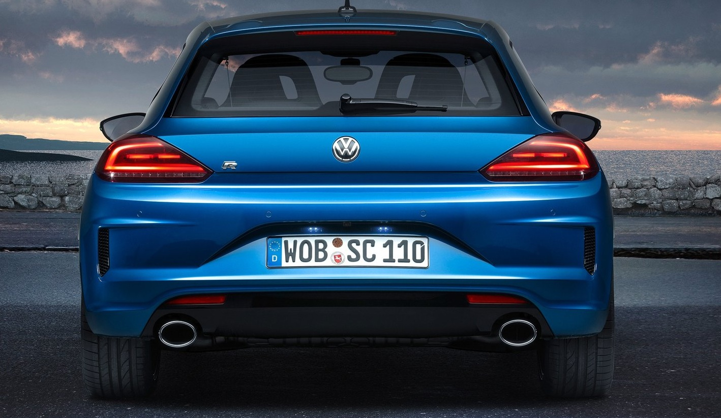 new scirocco rumored for 2017 with hardcore quotrsquot version