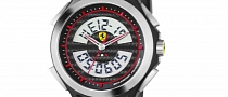 New Scuderia Ferrari Racing Watch Line