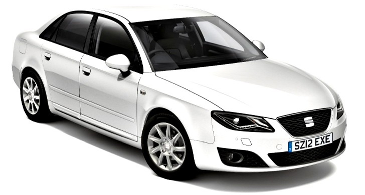 New SEAT Exeo Ecomotive Available for Order in UK