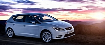 New SEAT Leon Ecomotive Outlined