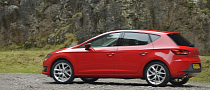 New SEAT Leon FR Gets 2.0 TDI with 184 HP