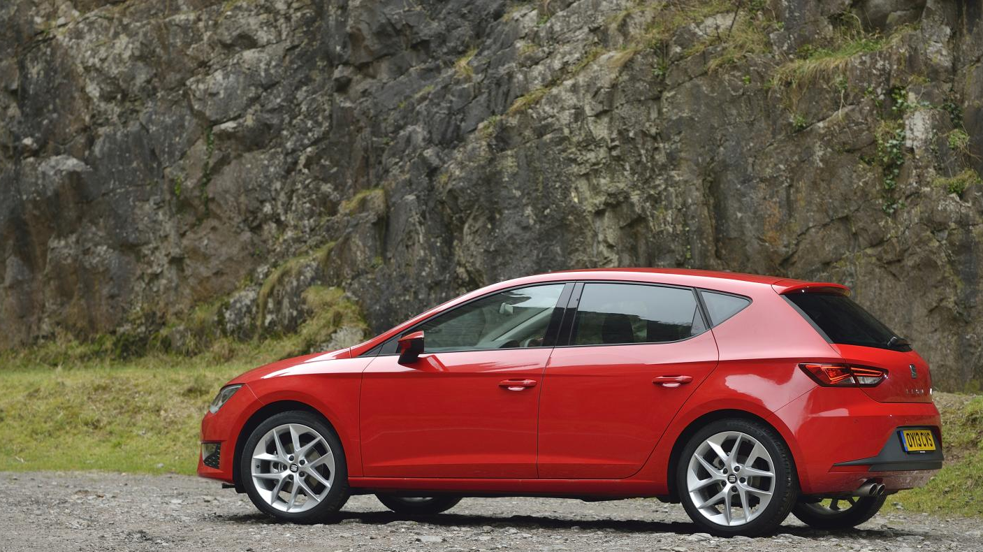 new seat leon fr gets 2 0 tdi with 184 hp autoevolution