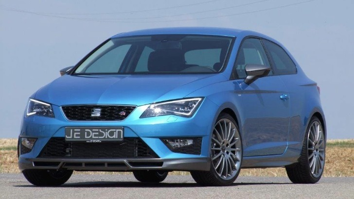 New SEAT Leon FR: Tuning from JE Design [Photo Gallery]