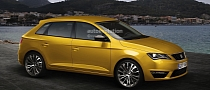 New SEAT Leon Rendering Released