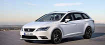 New SEAT Leon ST Wagon Rendered