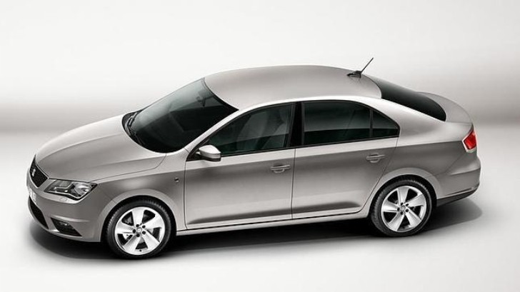 New SEAT Toledo Photos Leaked