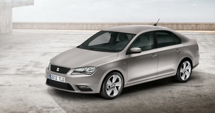New SEAT Toledo Revealed [Photo Gallery]