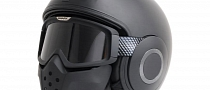 New Shark Streetfighter Helmet Looks Great [Photo Gallery]