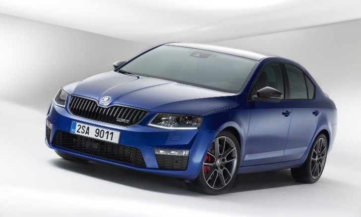 New Skoda Octavia RS Specs, UK Pricing Announced