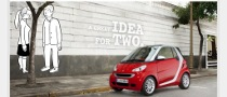 "New smart fortwo ""A big idea for..."" Campaign Launched"