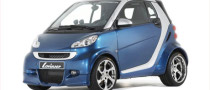 New smart fortwo by Lorinser, Ready to Take On the Streets