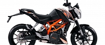 New Sport and Enduro Versions of the KTM 390 Duke Rumored