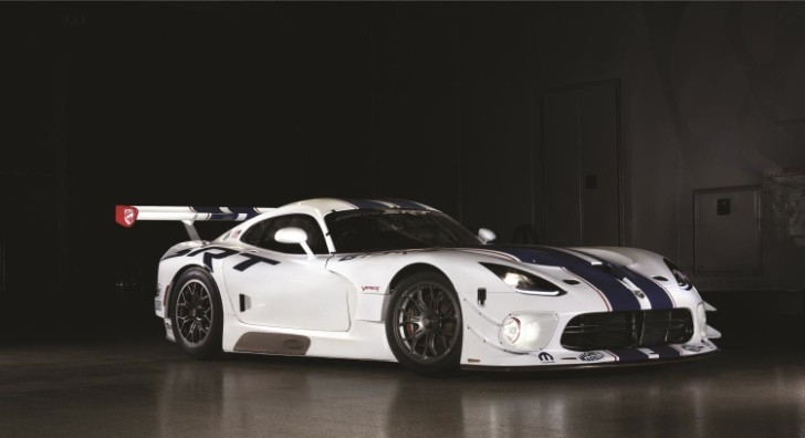 New SRT Viper GT3-R Ready to Race [Video]