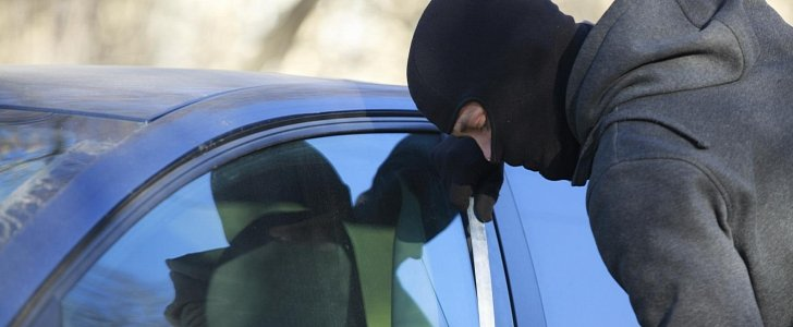 New Study Confirms 30,000 Thefts a Year Are Not Even Investigated by the Police
