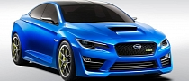 New Subaru WRX Not for UK