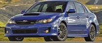 New Subaru WRX Will Have 2.0-Liter 270 HP Engine