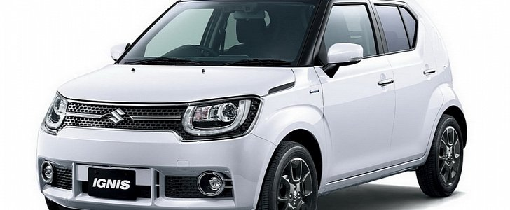 new suzuki ignis is the kind of cheap car we 39 d actually. Black Bedroom Furniture Sets. Home Design Ideas